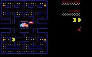 Aperçu du jeu Pacman